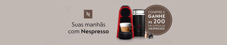 Nespresso Cásulas