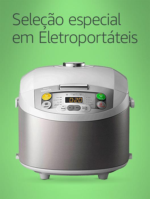 Ofertas Especiais de Eletroportáteis
