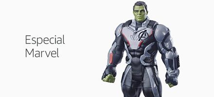 Especial Marvel