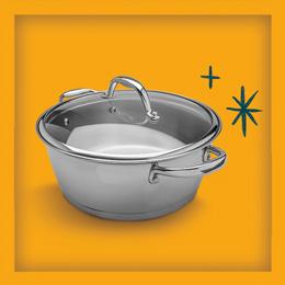 Confira produtos para Cozinha com até 40% de desconto.