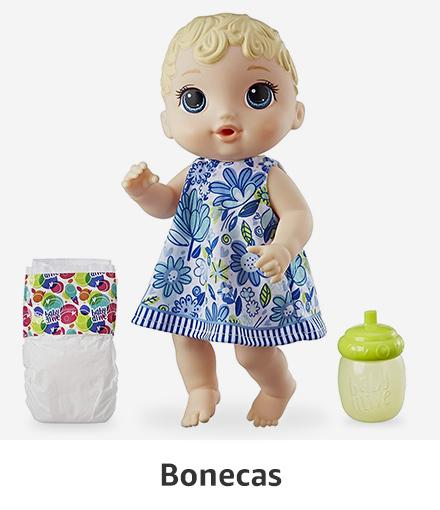 Bonecas e Acessórios