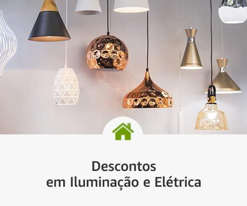 Descontos em Iluminação e Elétrica