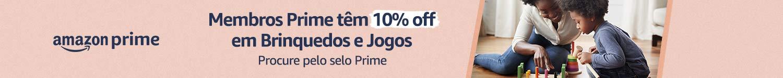 Membros Prime têm 10% off em Esporte