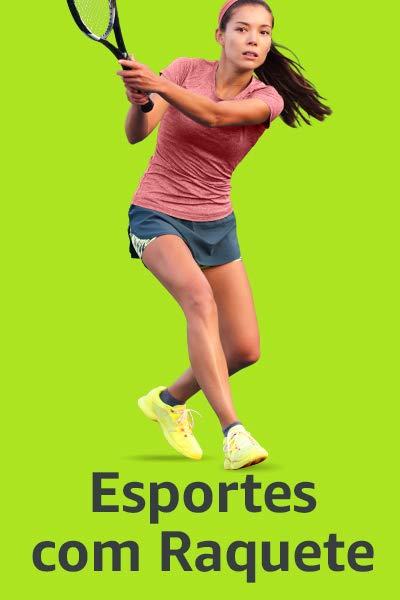 Esportes com raquete
