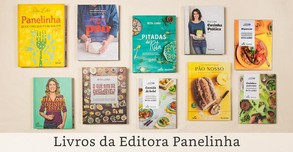 Indicações Panelinha e da Chef Rita Lobo na Amazon.com.br