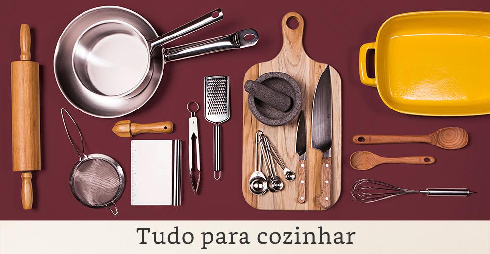 Tudo para cozinhar