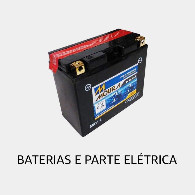 Baterias e Parte Elétrica