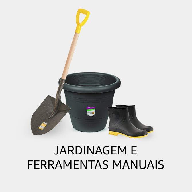 Jardinagem e Ferramentas Manuais