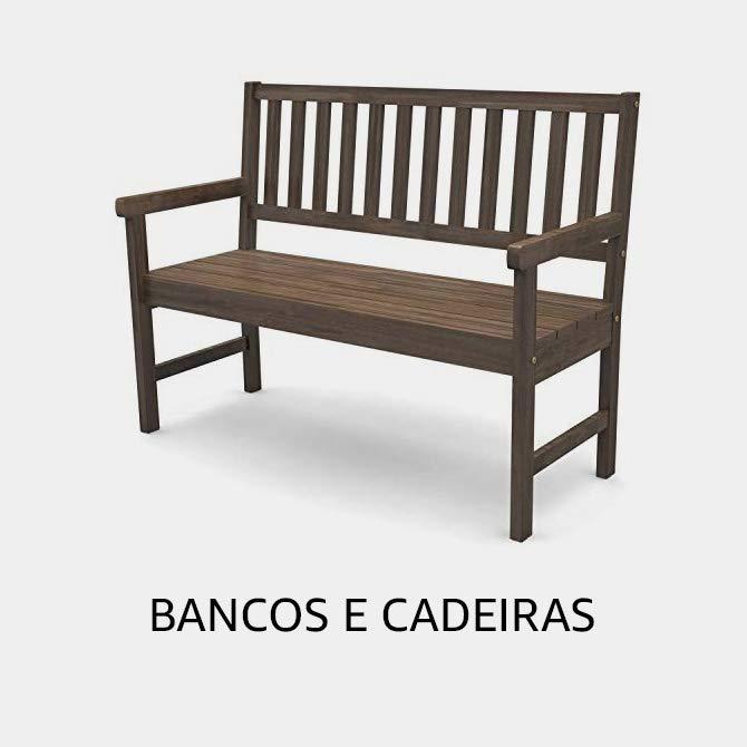 Bancos e Cadeiras