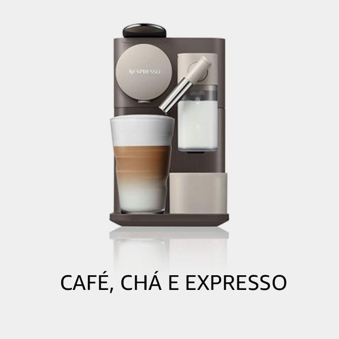 Café, Chá e Expresso
