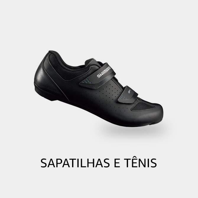 Sapatilhas e Tênis de Ciclismo