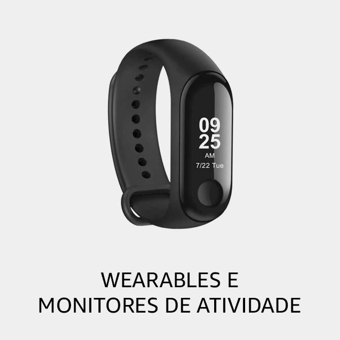 Wearables e Monitores de Atividades