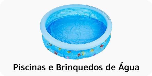 Piscinas e Brinquedos de Água