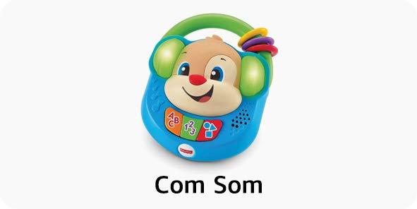 Brinquedos com Som