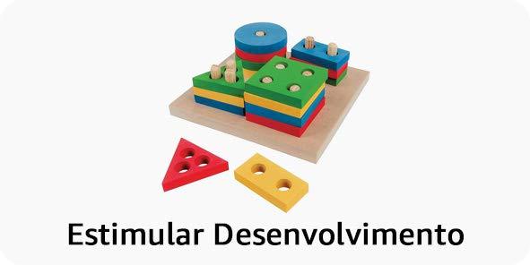 Brinquedos para Estimular Desenvolvimento