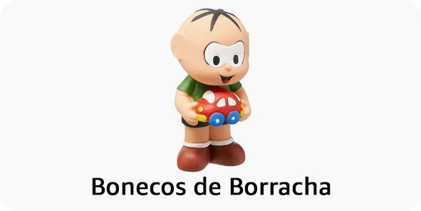 Bonecos de Borracha