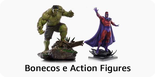 Bonecos e Action Figures