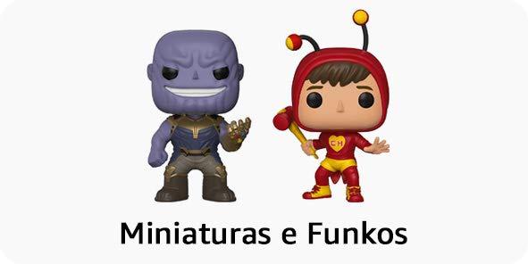 Miniaturas e Funkos