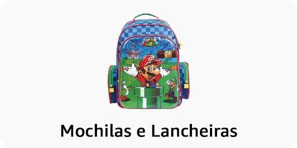 Mochilas e Lancheiras