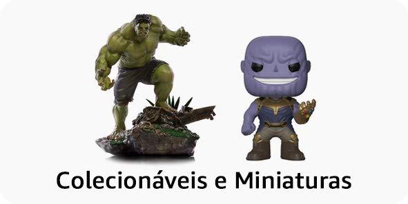 Colecionáveis e Miniaturas