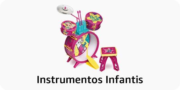 Instrumentos Musicas Infantis