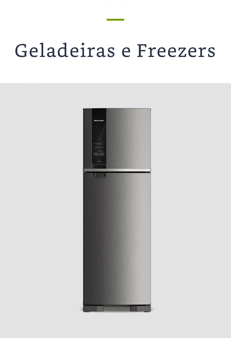 Geladeiras e Refrigeradores