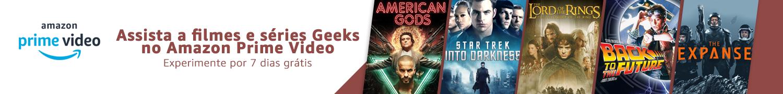 Assista filmes e séries Geeks no Amazon Prime Video