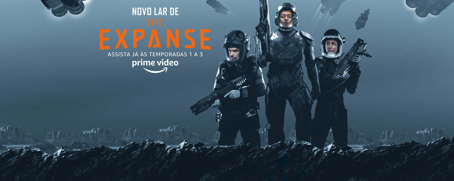 The Expanse. Assista ja as temporadas 1 a 3. Prime Video.
