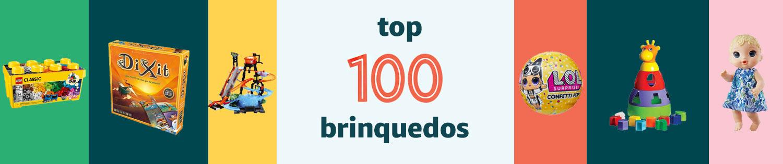 Top 100 Jogos e Brinquedos