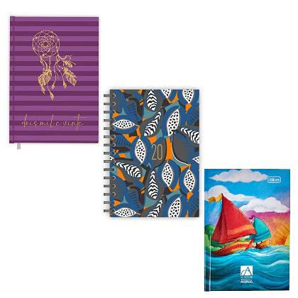 Caderno Pautado Académie Tilibra 2019