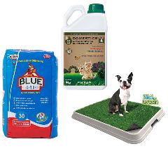 Tapete Higiênico Lavável Meu Bartô Diário Canino para Cães de até 25kg
