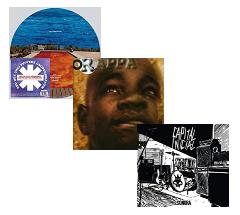 Charlie Brown Jr - Bocas Ordinárias - LP [Disco de Vinil]