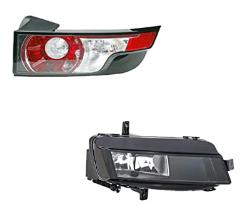 HELLA - Lanterna Traseira Lado Direito (Original) - Land Rover Range Rover Evoque (2015/2018)