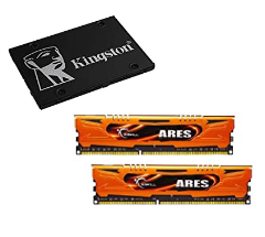 Memoria servidor lenovo ts150 8GB DDR4 2400mhz 1.2V Kingston - ktl-ts424e/8G