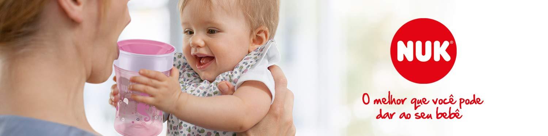NUK - O melhor que você pode dar ao seu bebê