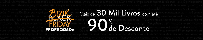 Mais de 20 mil livros com até 90% de Desconto