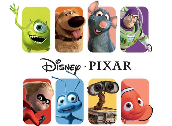 Disney - Pixar