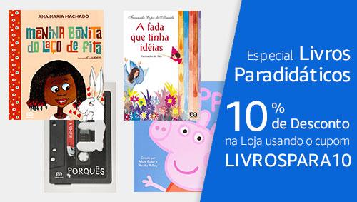 Especial Livros Paradidáticos