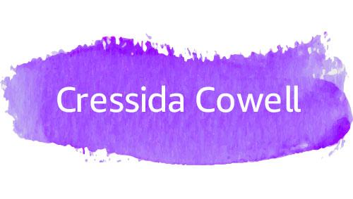 Cressida Cowell