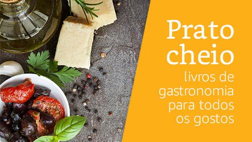 Prato Cheio - livros de gastronomia para todos os gostos
