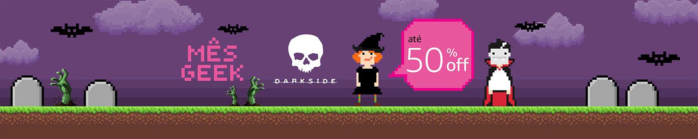 Editora Darkside: livros com até 50% de desconto