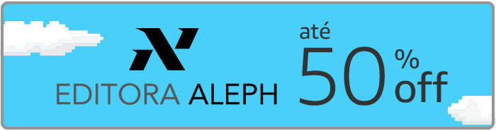 Editora Aleph até 50% off