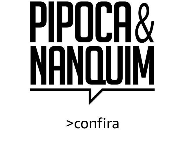 Pipoca e Nanquim