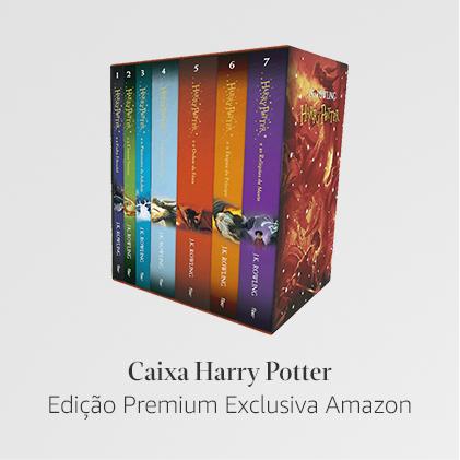 Caixa Harry Potter