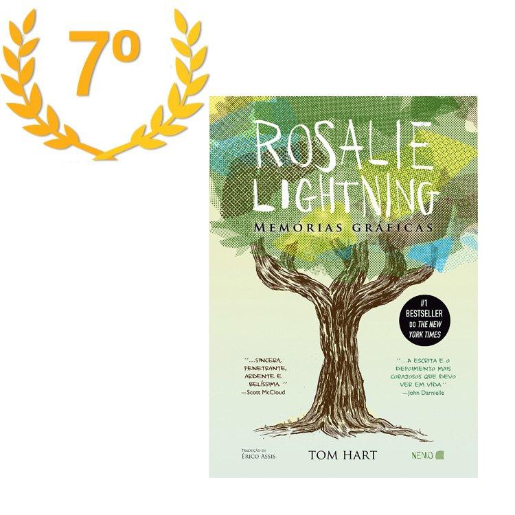Rosalie Lightning. Memórias Gráficas