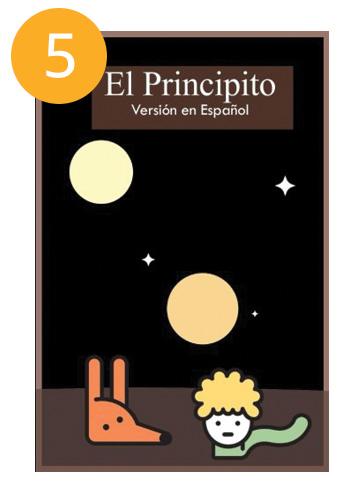 El Principito: Version En Espanol