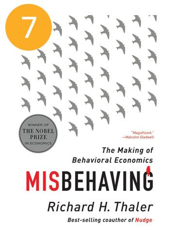 Misbehaving – The Making of Behavioral Economics