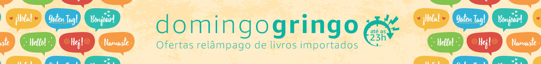 Domingo Gringo: ofertas relâmpago de livros importados