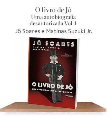 O livro de Jô Uma autobiografia desautorizada