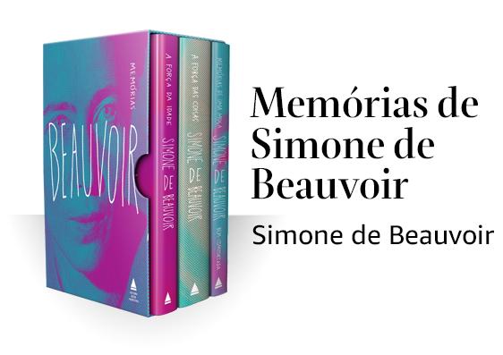 Memórias de Simone de Beauvoir